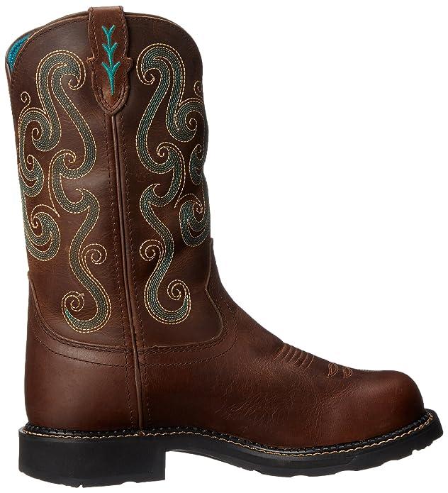 Amazon.com: Justin Botas Gypsy wkl9991 Botas de trabajo: Shoes