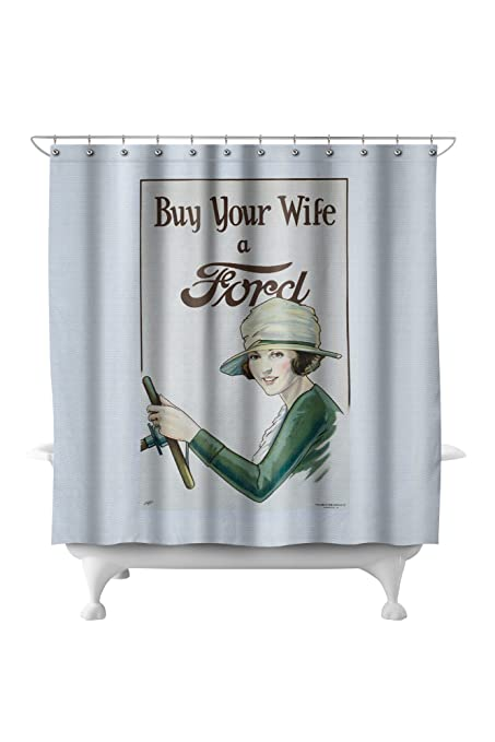 Amazon Buy Your Wife A Ford Vintage Poster Artist Butler USA