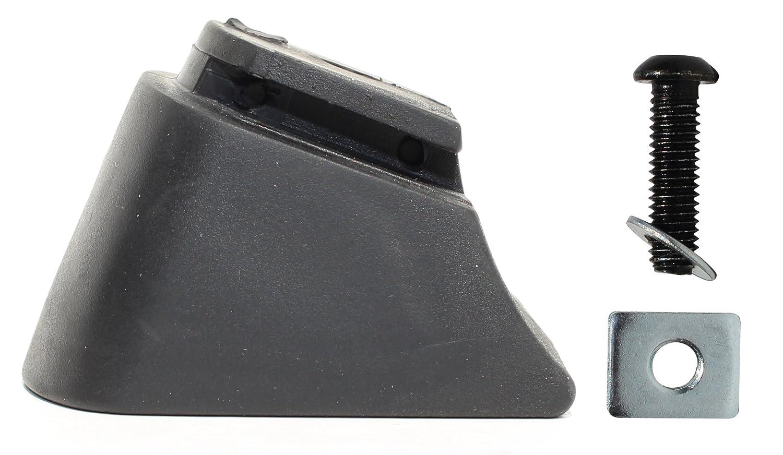 Roces Kit para Modelos Jokey y Compy Freno Tope, Negro, One Size ROCCH|#Roces 20543