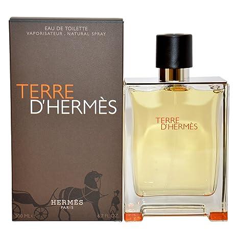 200ml Terre 6 Hermes Pure 7oz D'hermes Parfum Spray m8wvNn0
