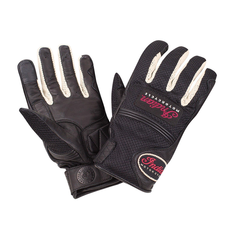 Indian Motorcycle Drifter Mesh Gloves Medium