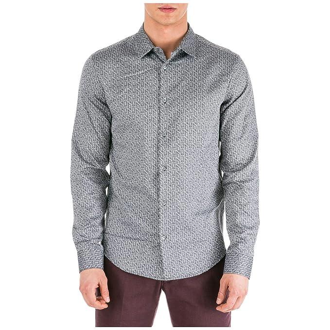 Camicie Uomo Armani Emporio Camicie Uomo u1c35TlFKJ