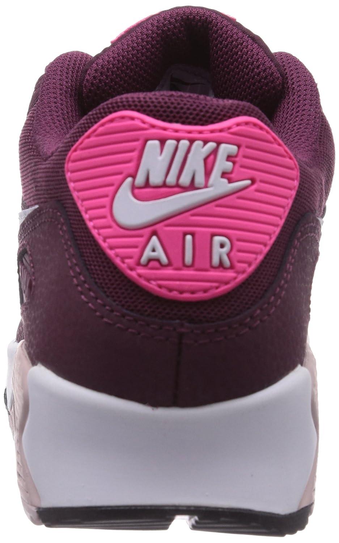 NIKE Air Max 90 Essential, Damen Sneakers, Rot (Villain Red White Champagne  Pink PW 600), 41 EU (7 Damen UK)  Amazon.de  Schuhe   Handtaschen edb58f87d5