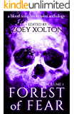 Forest of Fear: A Mini Anthology of Halloween Horror Microfiction