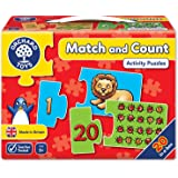 Orchard Toys Match and Count Jigsaw Game