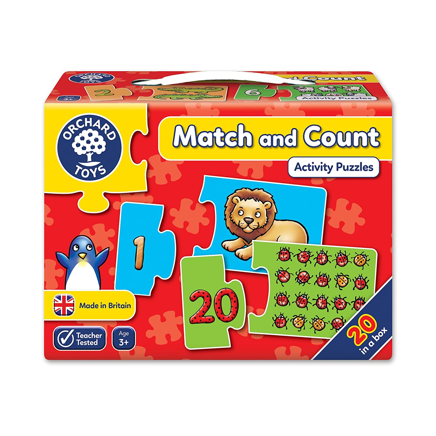 Match and Count Puzzle