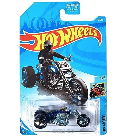 Dirt Bike Hot Wheels 2019 HW Moto Tred Shredder 38//250 Red Mattel