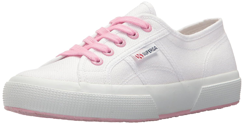 Superga Women's 2750 Cotu Sneaker B0777XZWWK 37 M EU|Pink/Multi