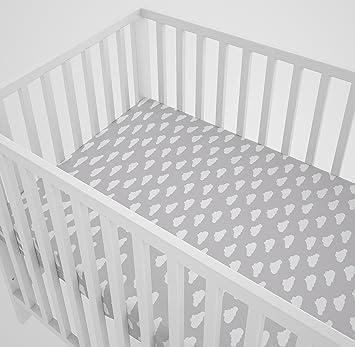 spannbetttuch für babybett