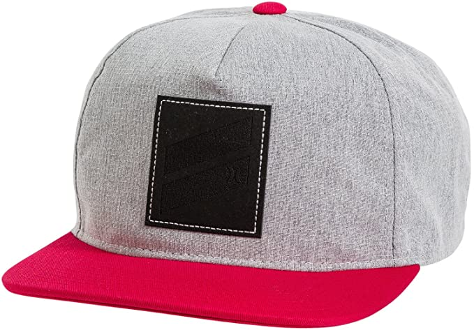separation shoes 77b45 c1068 New Hurley Men s Icon Slash 2.0 Hat Red