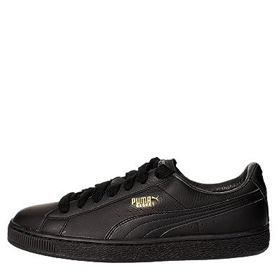 f5b6559a1d2608 Puma Men s Basket Classic LFS Low-Top Trainers  Amazon.co.uk  Shoes ...