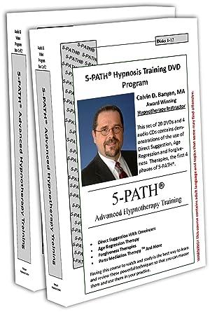 Amazon com: 5-PATH 2 0 Hypnosis Training: Calvin D  Banyan