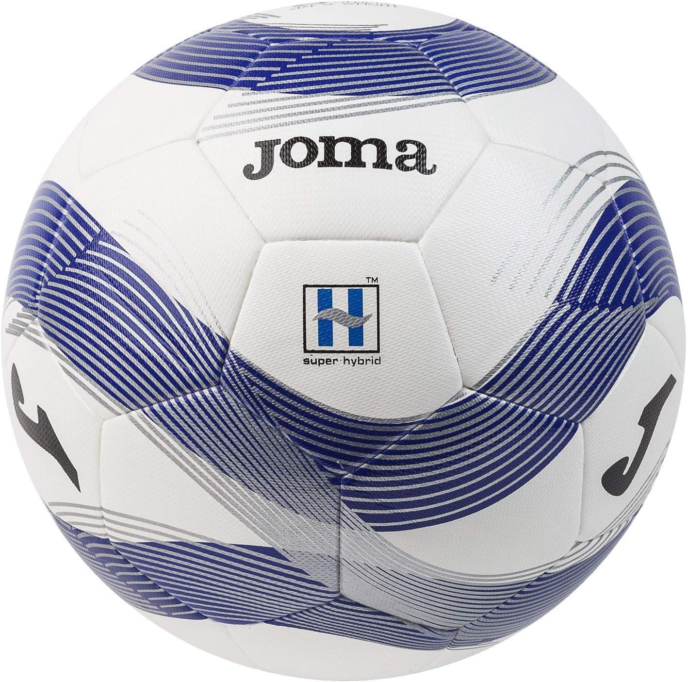 Joma 400197 - Bolas híbridas para Uniforme T5 (12 Unidades), Color ...