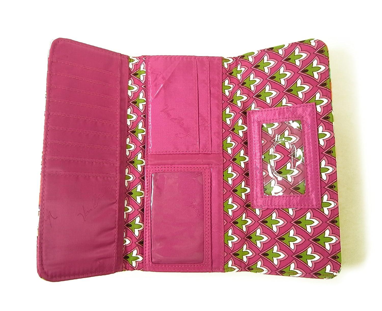 acb0bfc72ace Amazon | (ヴェラ・ブラッドリー) 財布 Trifold トリフォールドウォレット(Pink Swirls) VB-155 [並行輸入品] |  財布