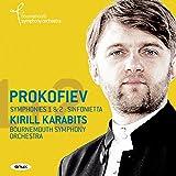 Prokofiev: Symphonies 1 Op.25 Classical & 2 Op.40