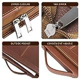 Hifriend Genuine Leather Portfolio for iPad Pro