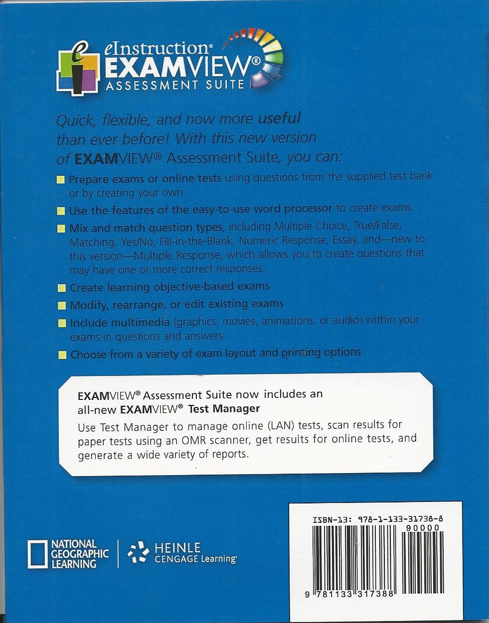 Pathways 3: Reading, Writing, and Critical Thinking (Assessment CD-ROM with ExamView)
