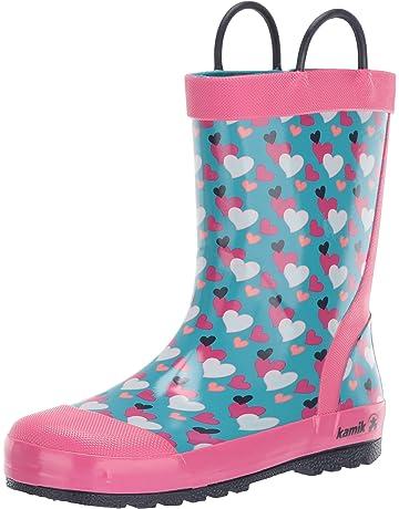 aa9538ecf97 Girl's Rain Boots | Amazon.com