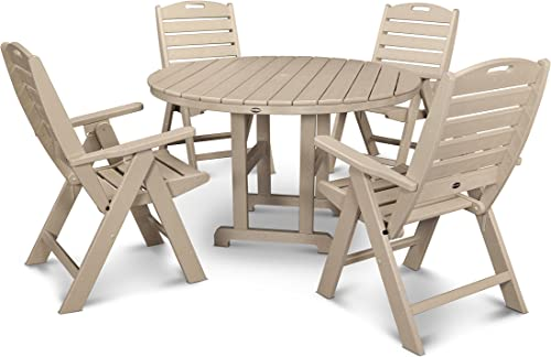 POLYWOOD Nautical Dining Set