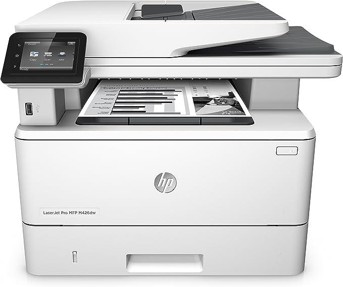 Hp Laserjet Pro M426dw Laser Multifunktionsdrucker Computer Zubehör