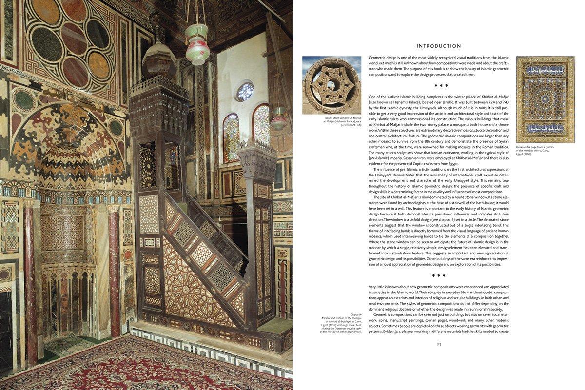 Islamic Geometric Design Eric Broug 9780500516959 Books