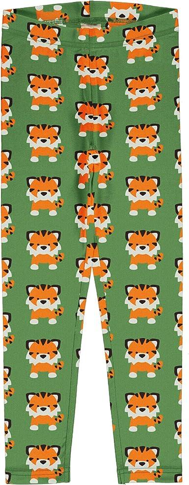 Tangerine Tiger Maxomorra Leggings