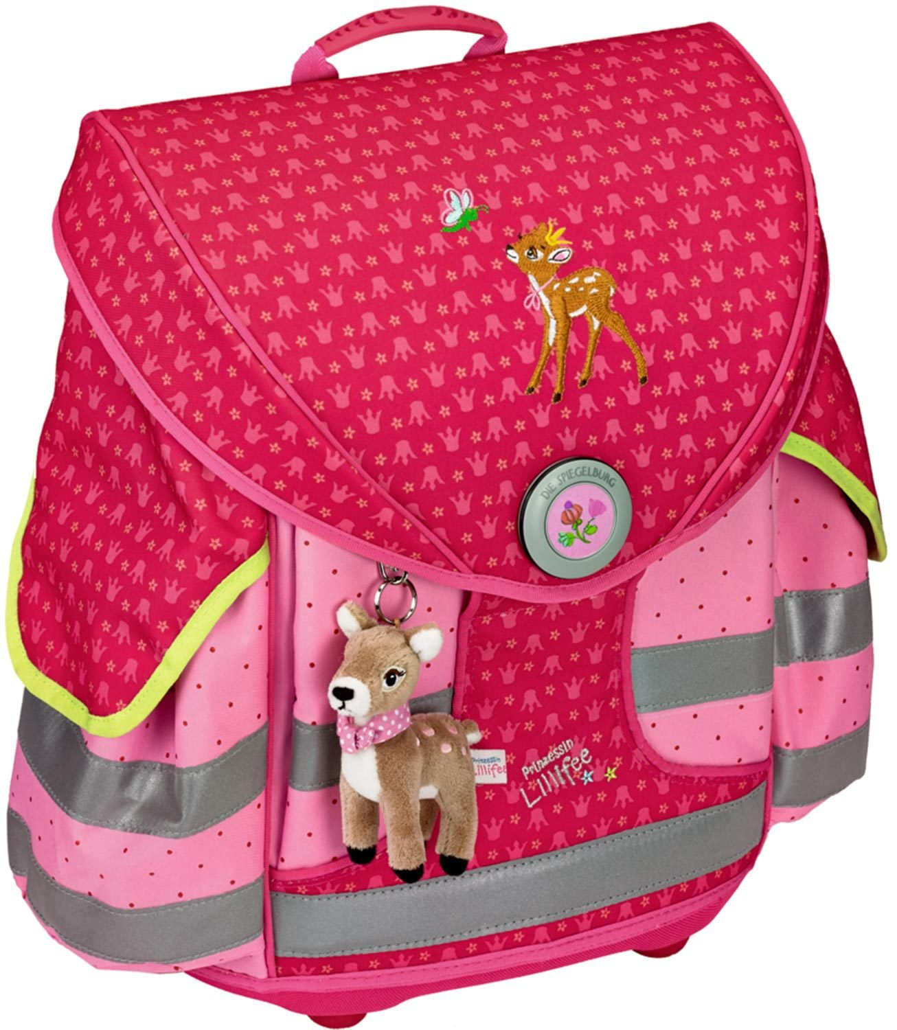 Princess lillifee coloring pages - Princess Lillifee Fairy Ball Ergo Style Plus Schoolbag Set Model 11688 Amazon Co Uk Toys Games