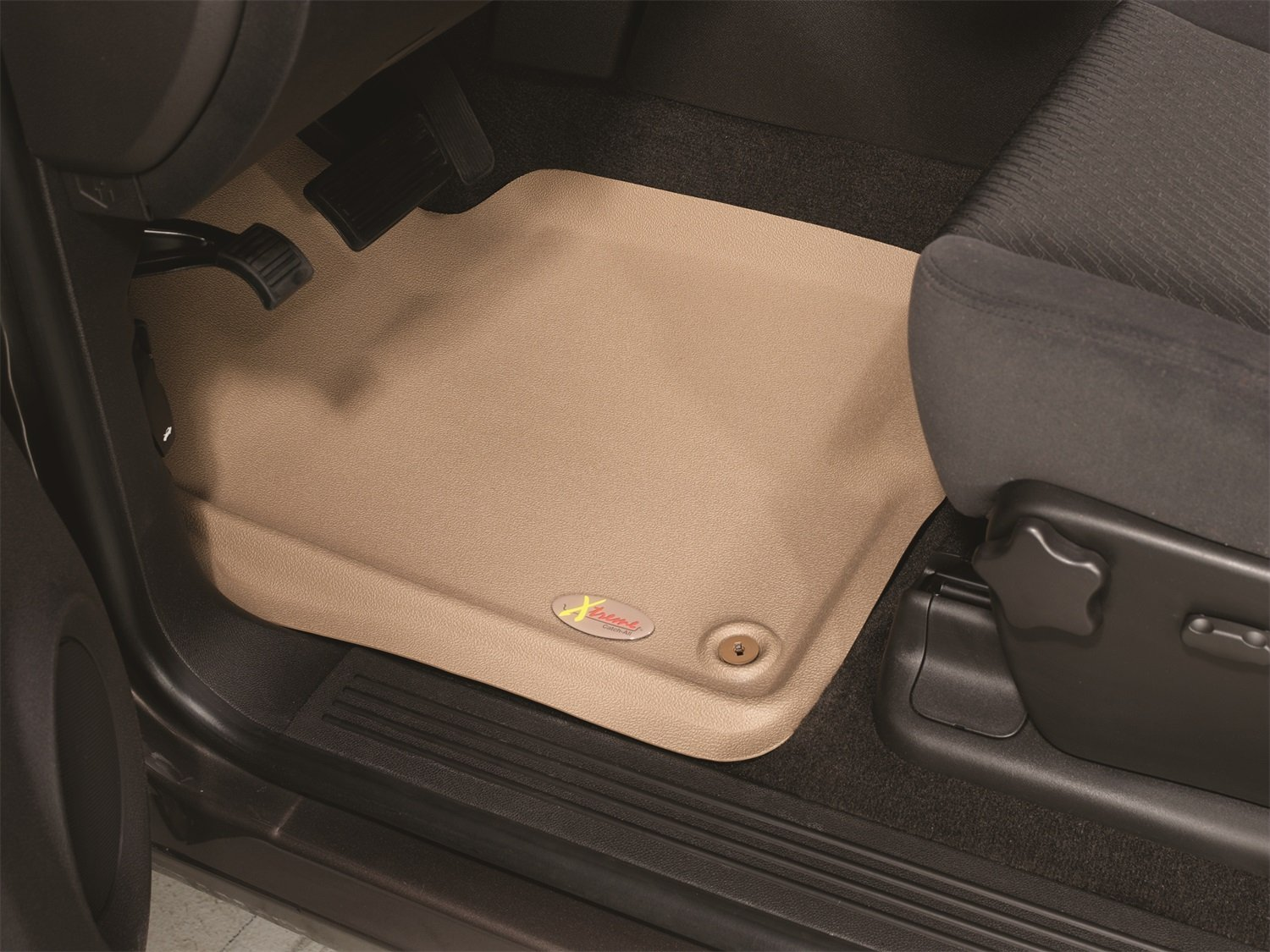 Lund 402612 Catch-All Xtreme Tan Front Floor Mat Set of 2