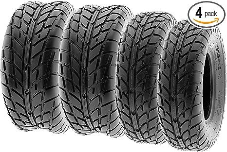 Amazon.com: SunF Sport Race - Juego de 4 neumáticos de ...