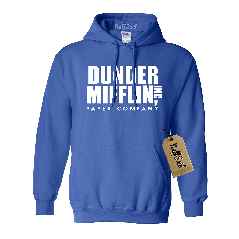 Premium Quality TV Sweatshirt Sweater Dunder Mifflin Crewneck Sweatshirt