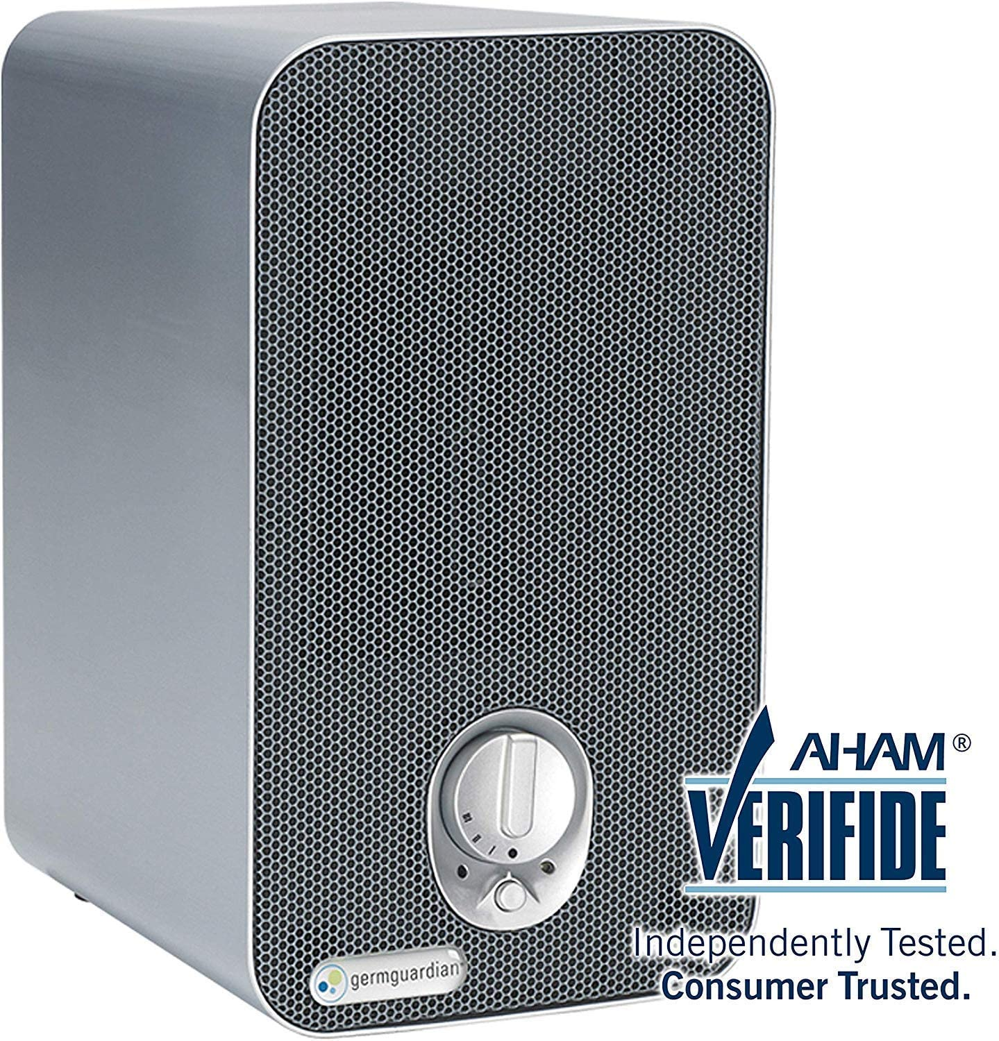GermGuardian AC4100 3-in-1 HEPA Air Purifier System with UV Sanitizer and Odor Reduction, 11-Inch Table Top Tower by Guardian Technologies