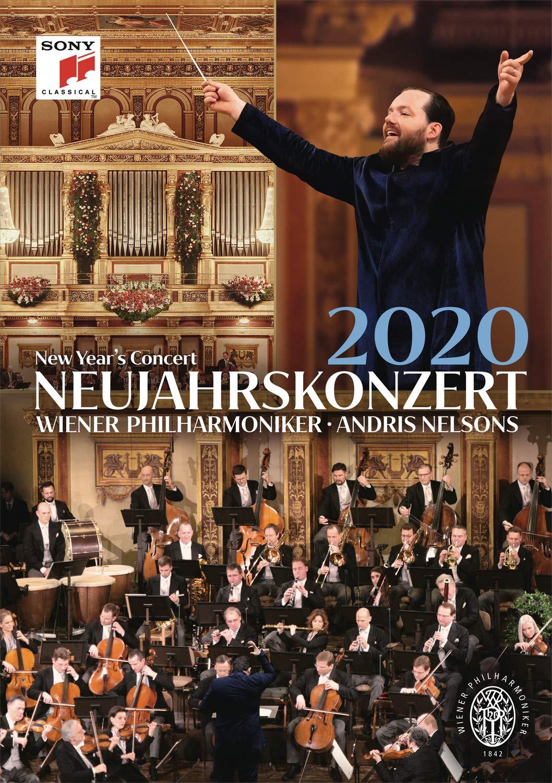 Concierto de Año Nuevo 2020 [DVD]