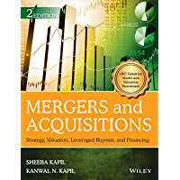 Mergers and Acquisitions, 2ed: Strategy, Valuation, Leveraged Buyouts and Financing (English Edition)