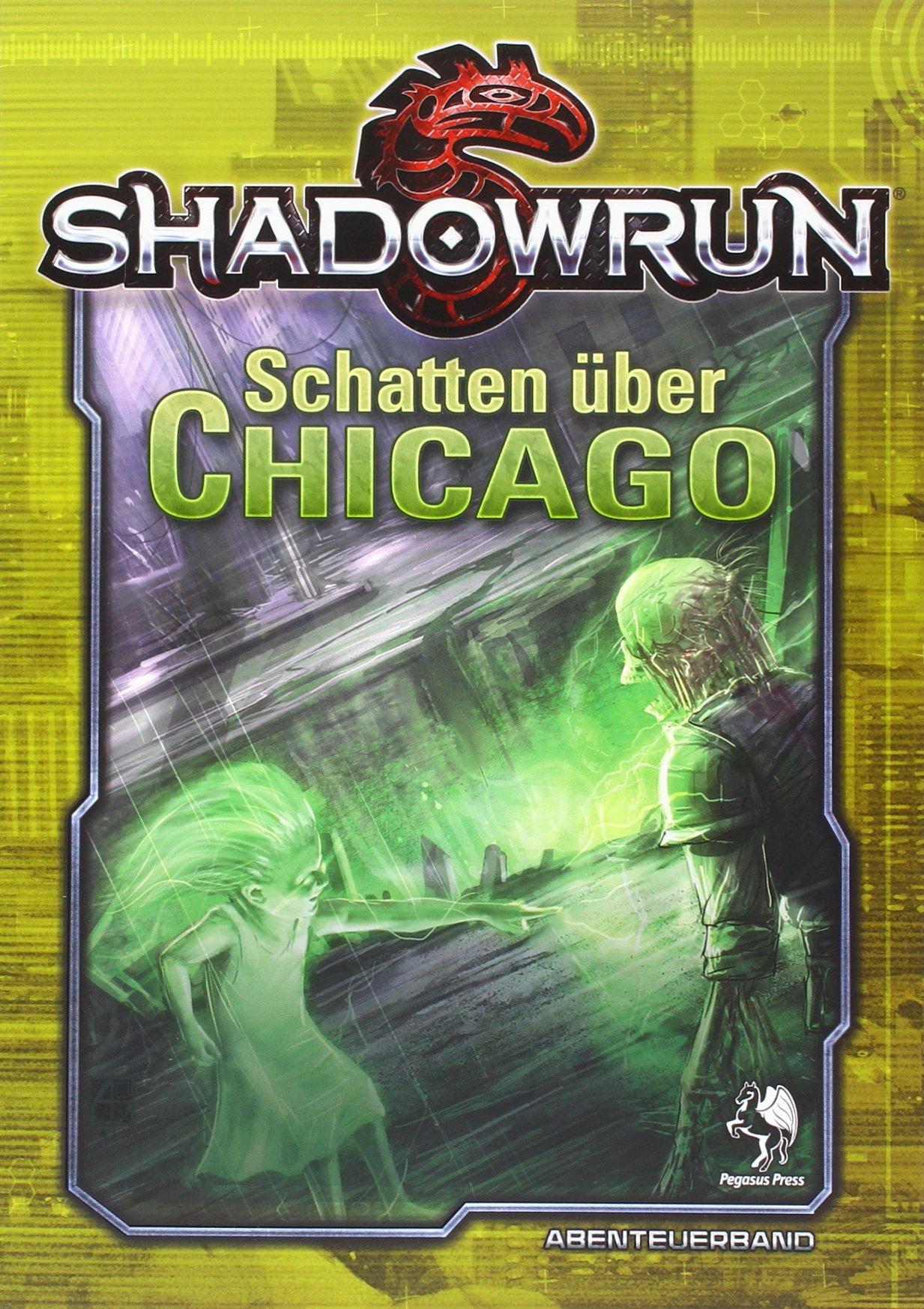 Shadowrun 5: Schatten über Chicago
