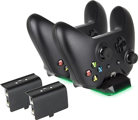 Megadream - Cargador para mando de Xbox One, estación de ...