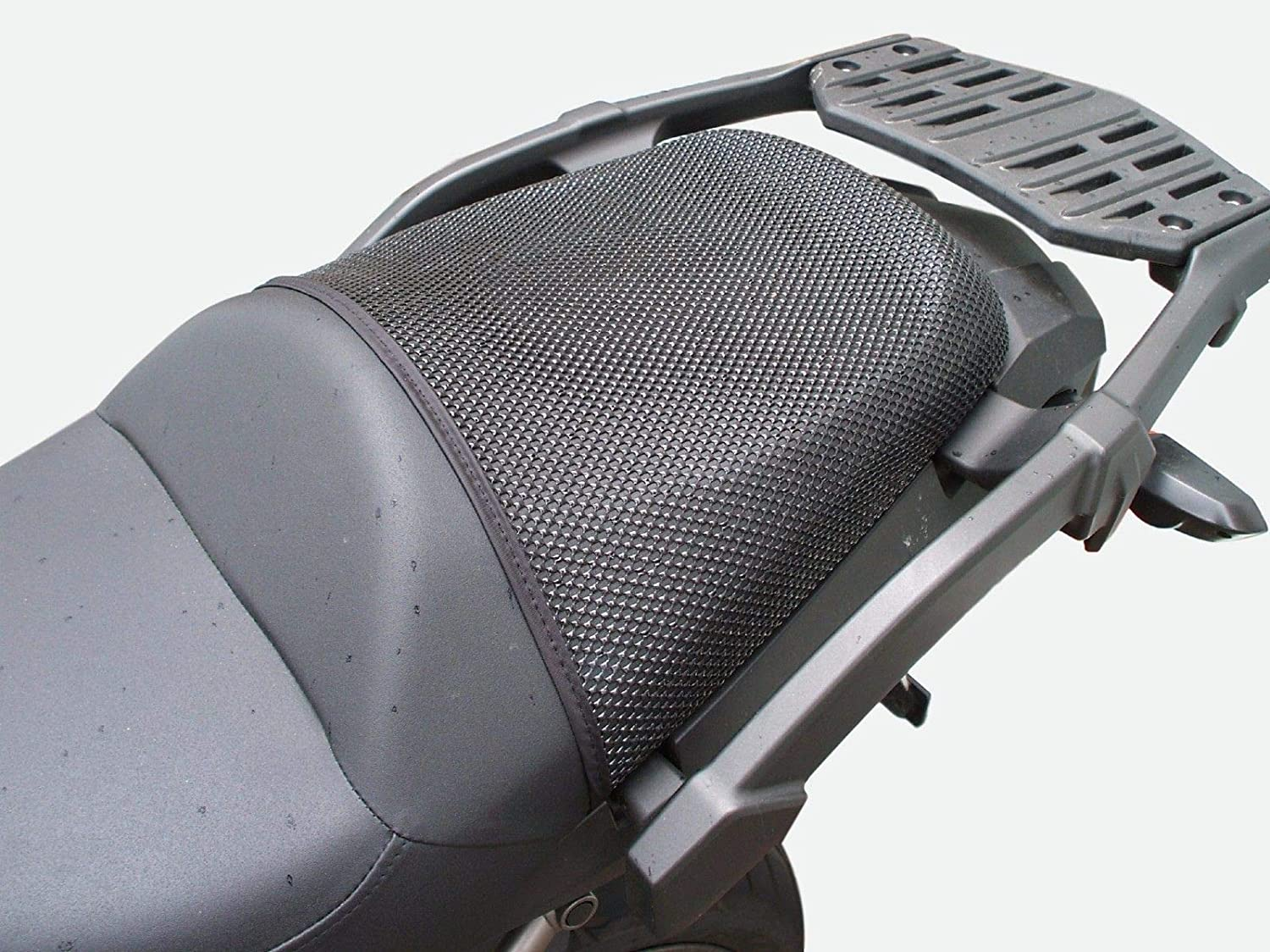KAWASAKI VERSYS 1000 (2012-2018) TRIBOSEAT COPRISELLA PASSEGGERO ANTISCIVOLO NERO ADVANCED SEATING TECHNOLOGY LIMITED