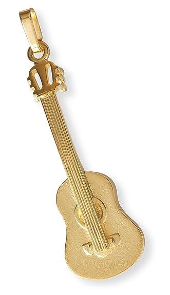 Pendentif guitare classique