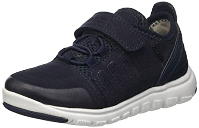 Geox J Xunday C, Sneakers Basses Garçon, Bleu (Navyc4002), 29 EU