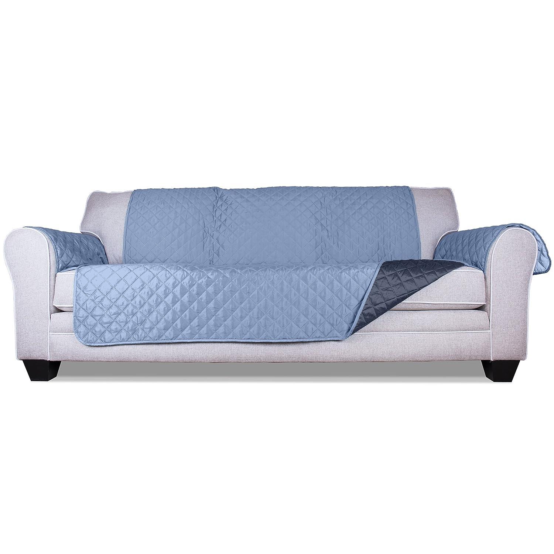 Amazon Furhaven Pet Reversible Water Resistant Sofa