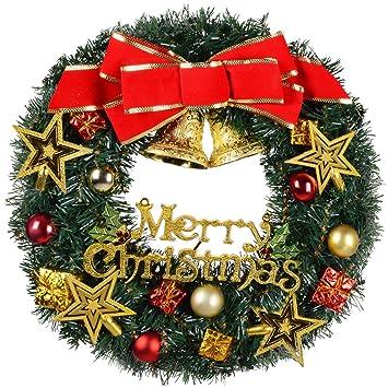 Frohe Weihnachten Minions.Amazon De Minions Boutique Weihnachtskranz Frohe Weihnachten