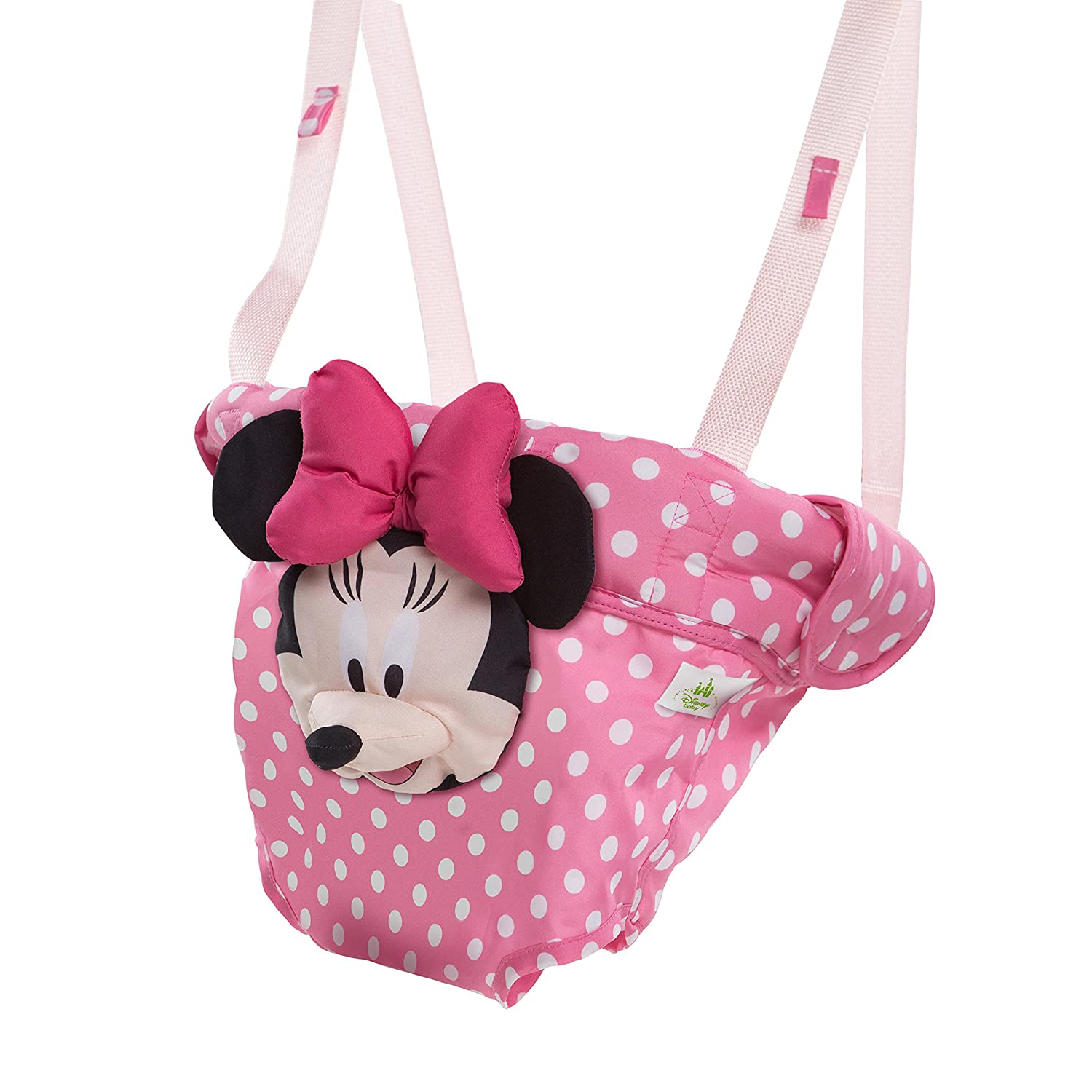 Winnie The Pooh - Saltador disney baby minnie mouse rosa