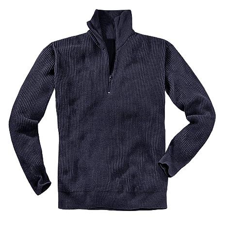 Con Islandesi Colletto Polsini Blacksnake Pullover Troyer E Maglione f76yYvbg