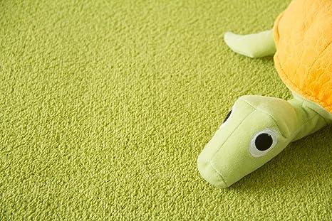 Wei/ß Auslegware f/ür Kinderzimmer Wohnzimmer Schlafzimmer Gr/ö/ße: 100x200 cm Steffensmeier Teppichboden Oxford Meterware