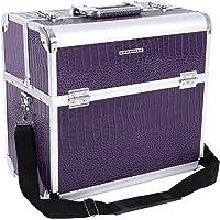 Songmics Make up Storage Cosmetic case croco pattern JBC229
