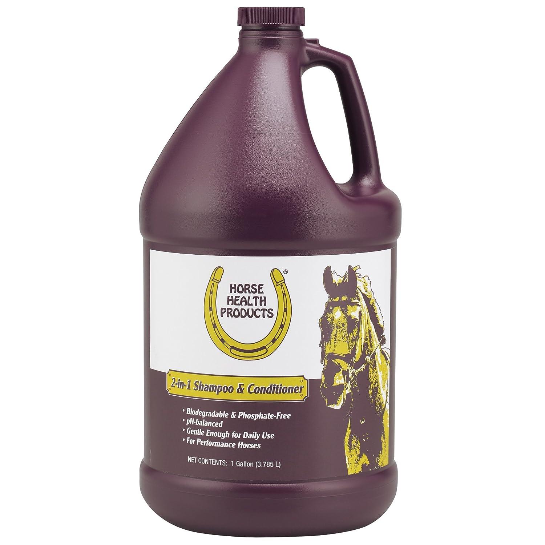 Horse Health 2-in-1 Shampoo & Conditioner 1 gallon