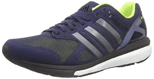 newest 0bcaa 0c617 adidas Adizero Tempo 7, Womens Running Shoes, Blue - Blau (MidindIronm