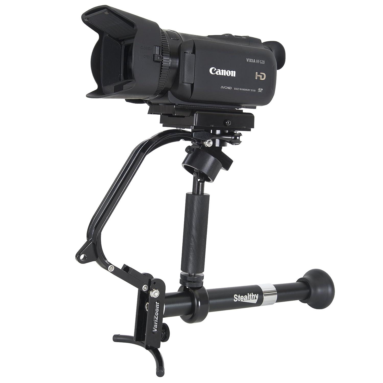 Varizoom Stealthy for DSLR Camera (Black)
