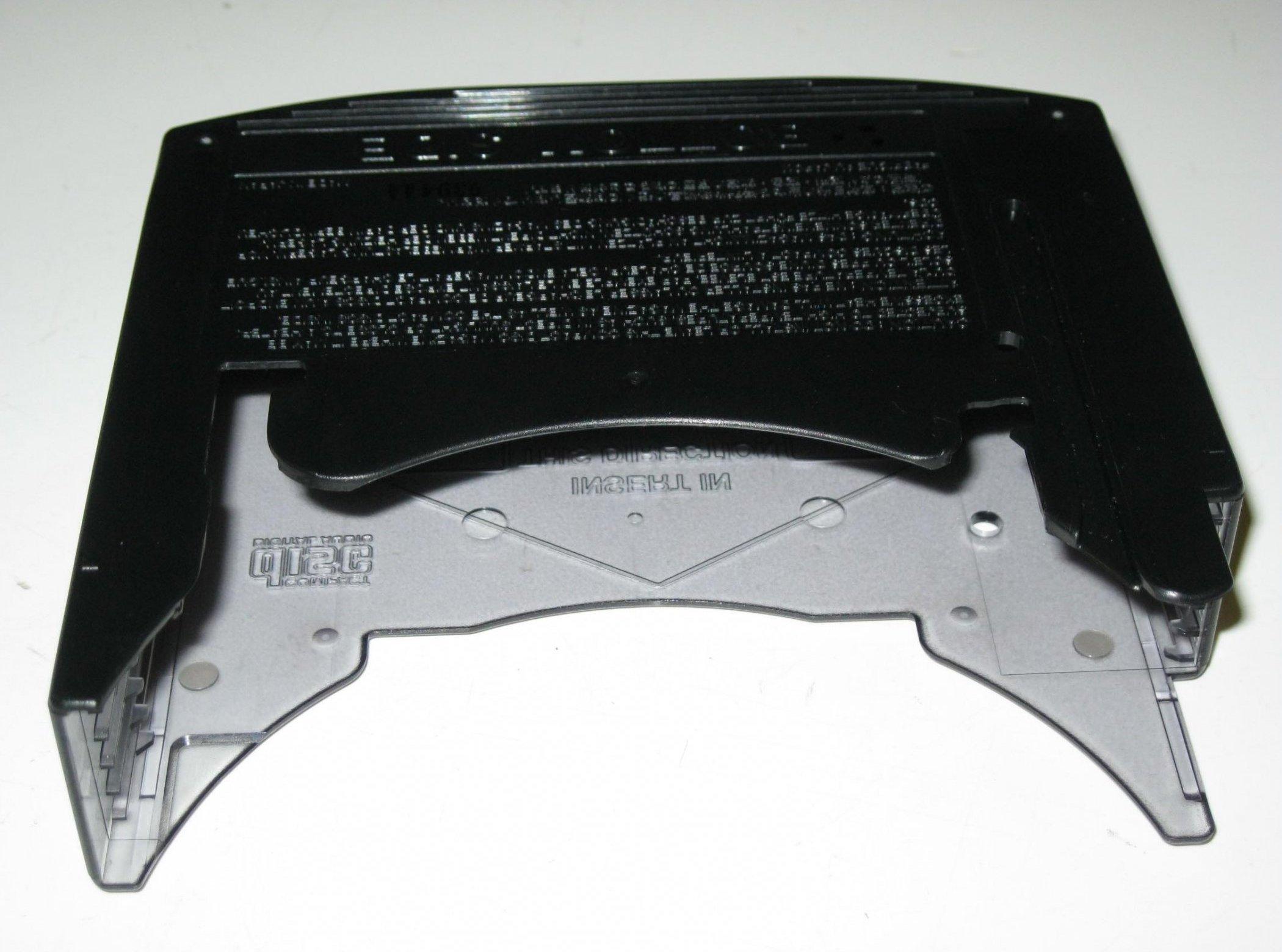 BMW CD Changer Empty Test Magazine Outer Case 9224460 65129224460