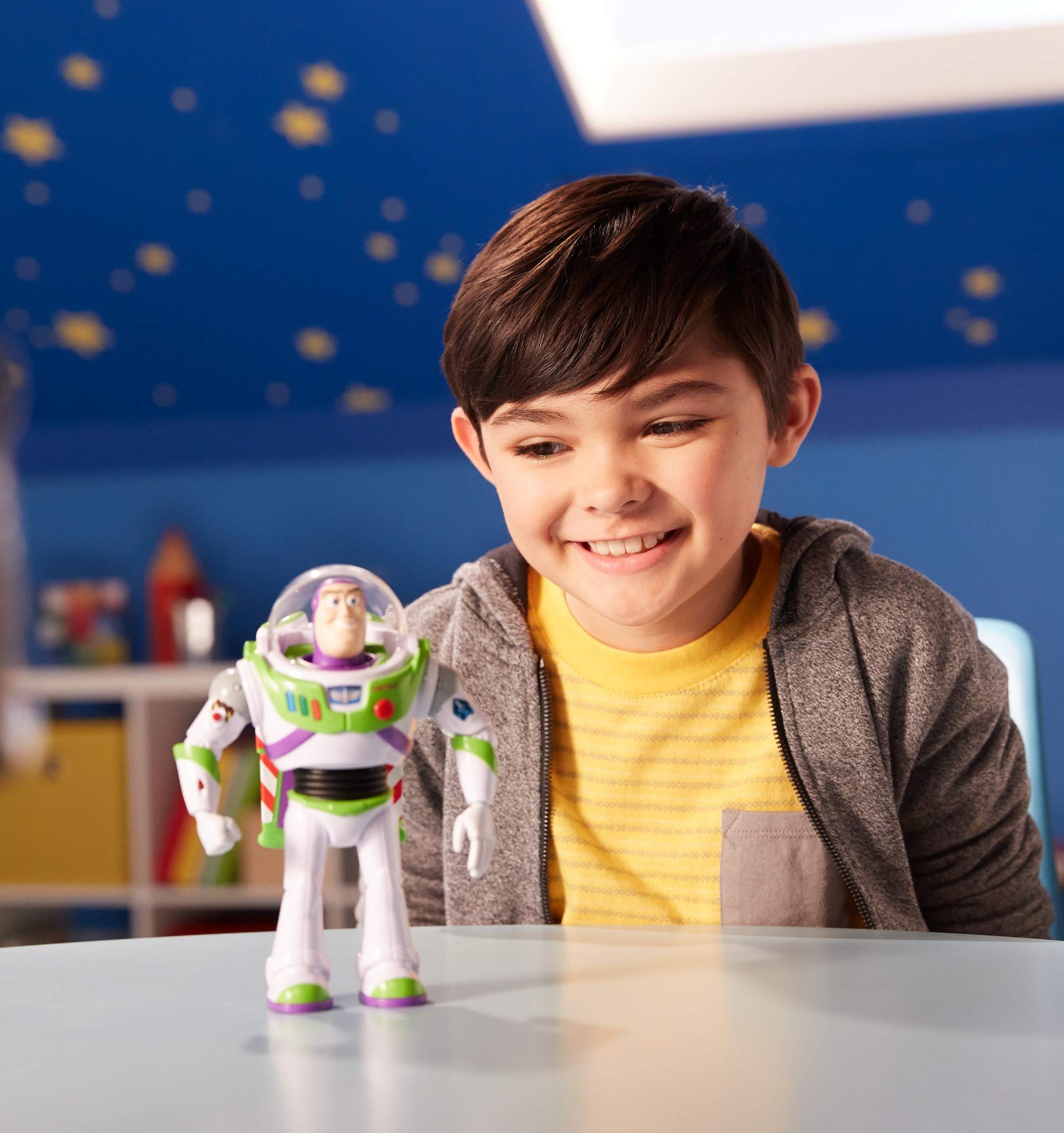 Disney Pixar Toy Story Ultimate Walking Buzz Lightyear, 7'' by Toy Story (Image #2)