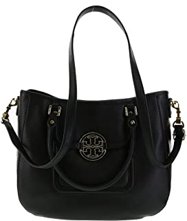 5eb9549f0f Tory Burch Pebbled Leather Crossbody Shoulder Bag Handbag Style No. 50009500